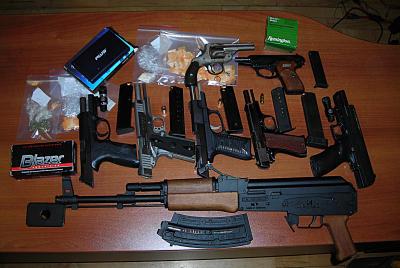 Firearms Violation